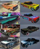 Declasse Voodoo Paint Jobs