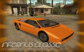Infernus Classic from GTA V