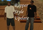 New Animations v4 Rapper Style Update