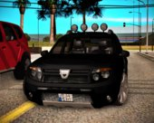 Dacia Duster Aventure Stance