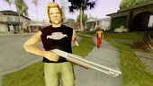 GTA Vice City Phil Cassidy Armless