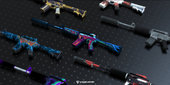 CSGO M4A1-S Skins Pack