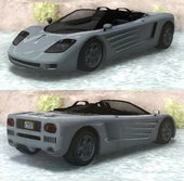 GTA V Progen GP1 Roadster
