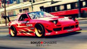 Mazda Rx7 Fc3 TWERKSTALLION [ADDON-REPLACE-HQ]