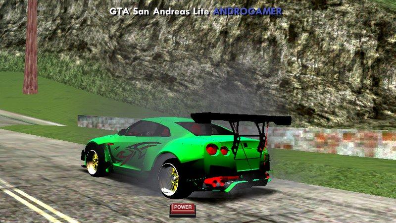 GTA San Andreas Nissan R35 dff only Mod - GTAinside com