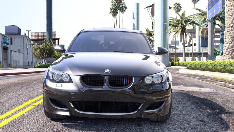 Max Trainer M5 >> GTA 5 BMW M5 E60 [Add-On / Replace | Animated | Template ...