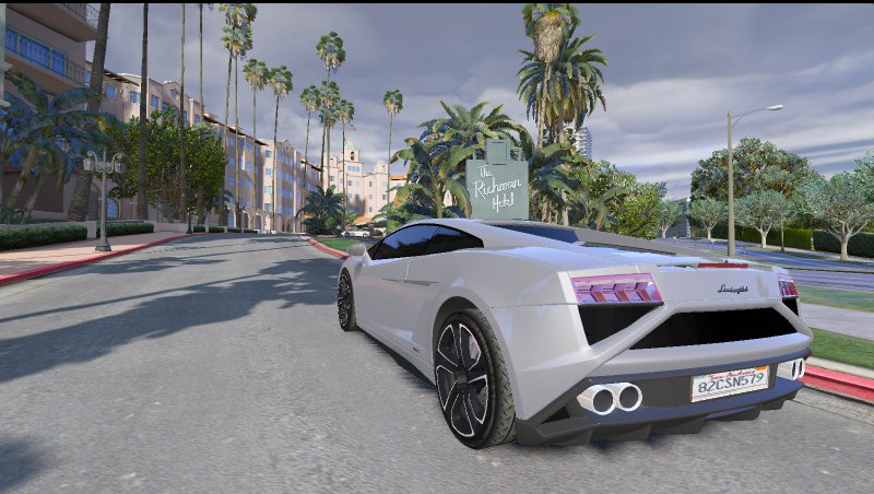 Gta 5 2013 Lamborghini Gallardo Lp560 4 Coupe Replace Unlocked