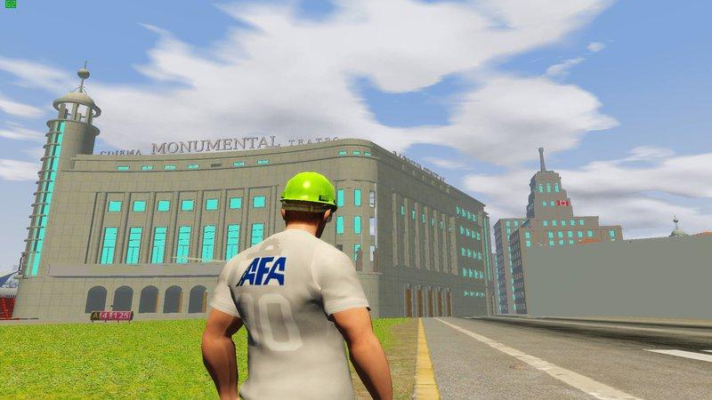 GTA 4 Big Ben UK Houses of Parliament 3D map mods Mod  GTAinsidecom