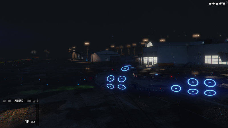 GTA 5 Matrix Ship HoverCraft Mod - GTAinside com