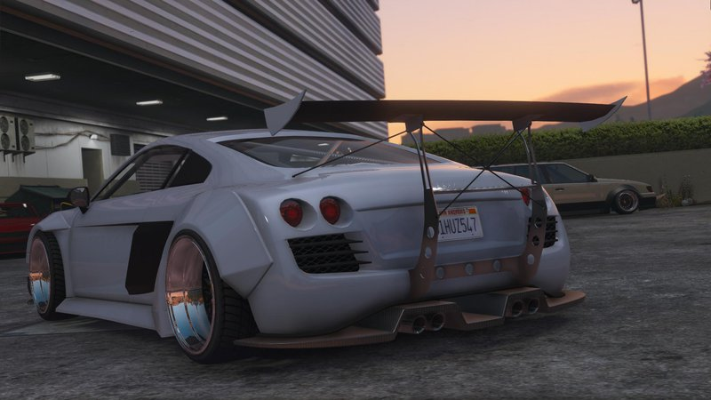 gta 5 online best cars on the street