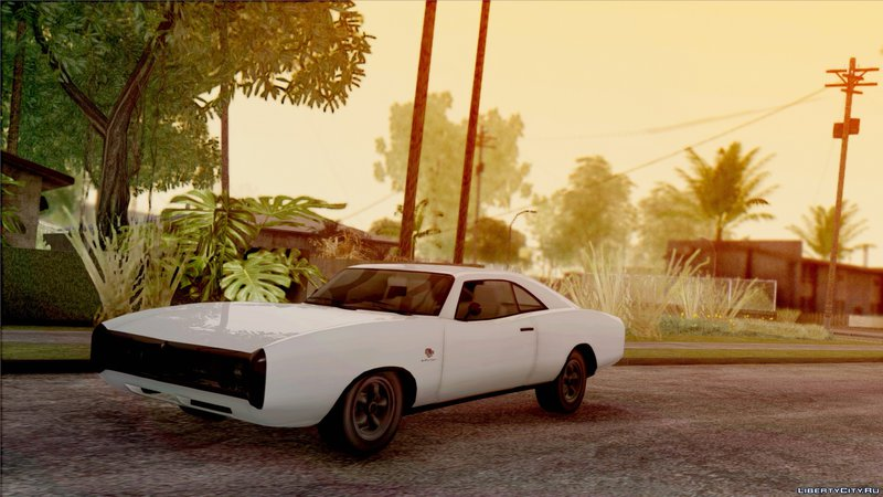 GTA San Andreas ENBSeries for Low PC Mod - GTAinside com