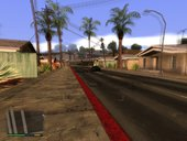 GTA V Franklin HUD