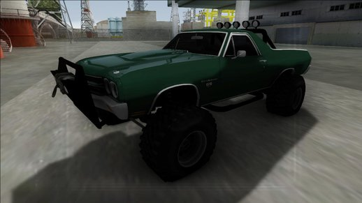 1970 Chevrolet El Camino SS Off Road