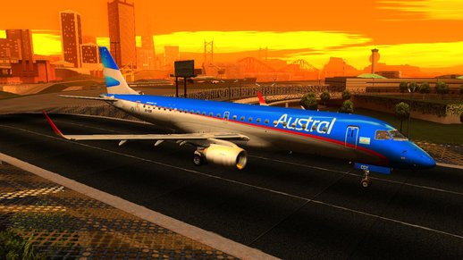 Embraer 190 Livery Pack