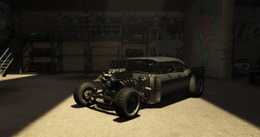 Declasse Tornado Rat Rod (Clean) [Add-On / Replace | Tuning]