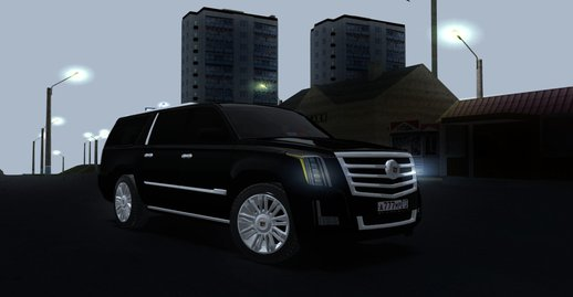 GTA San Andreas Cadillac - Mods and Downloads - GTAinside.com