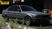 1995 BMW M5 E34 [Add-On / Replace | Tuning]