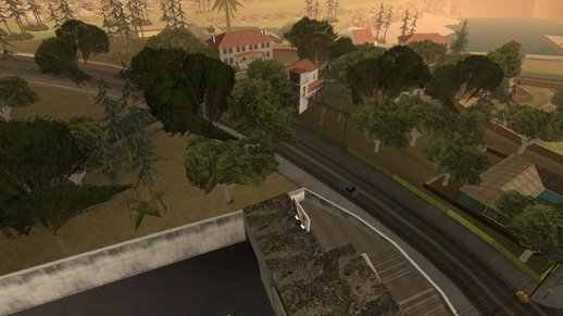 More Trees in San Andreas - SF 1.0