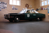 1972 Plymouth Fury NYPD