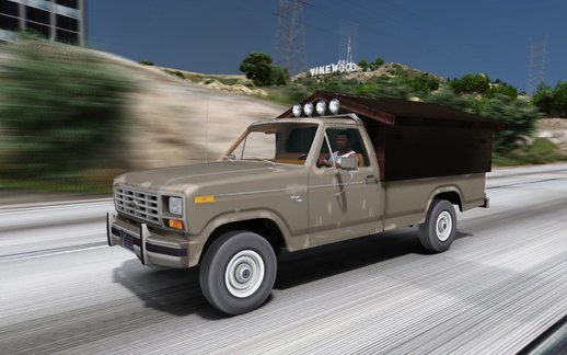 1984 Ford F-150 T-2