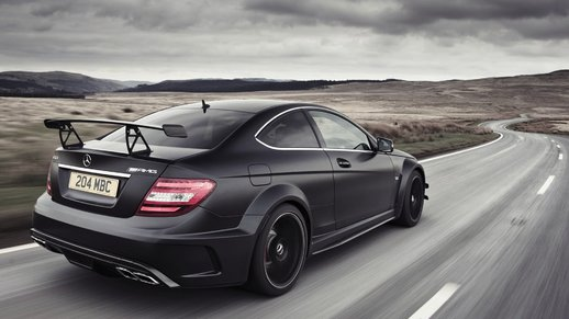 Mercedes Benz C63 AMG Sound Engine Mod