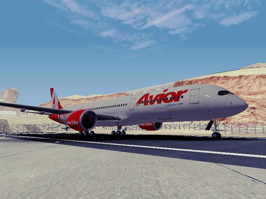 Airbus A350 Avior Airlines (Fictional)