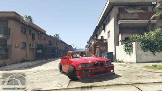 BMW M3 E36 Drift [Add-On / Replace] 1.0