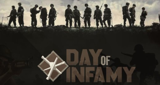 Day of Infamy Pistol Sounds