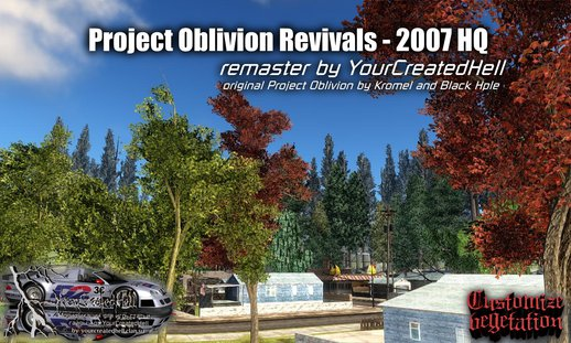 Project Oblivion Revivals - 2007 HQ (С-POR07-1)
