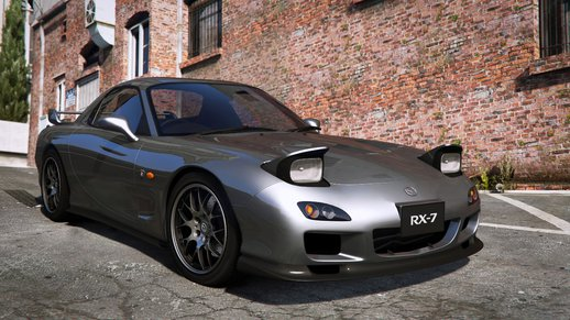 2002 Mazda RX-7 Spirit R Type A Series III (FD3S)