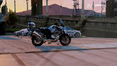 Portuguese Public Security Police - EPRI - BMW GS R 1200 [ Replace / AddOn / Livery ] v2.0