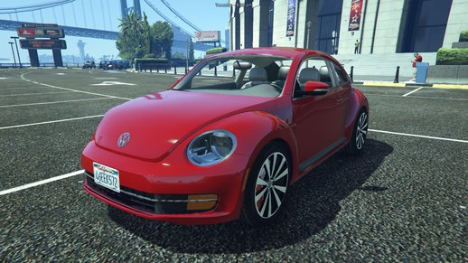 Volkswagen Beetle 2013 [Add-On / Replace]