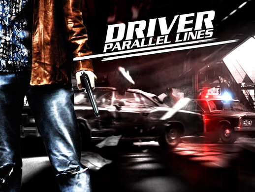 Driver Parallel Lines SMG Sounds