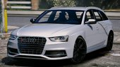 Audi S4 Avant 2013 [Add-On / Replace]