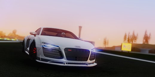 Audi R8 V10 Plus LB Performance