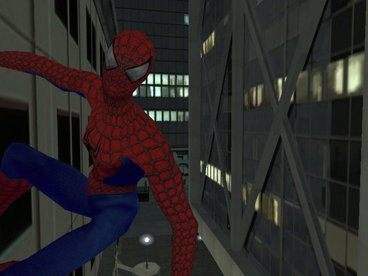 Spider-Man 2 - PC Game.*RESKINS*