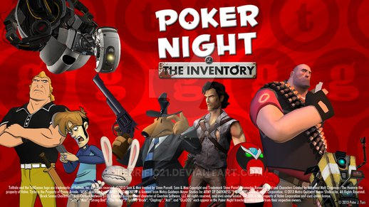 Poker Night At The Inventory Mission Success Sound