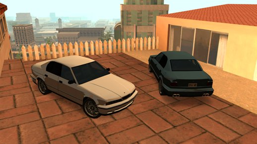 Schneller V8 (Midnight Club 2 conversion)