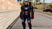 Marvel Future Fight - Iron Patriot