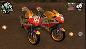 Repsol Honda Team MotoGP For Android And Pc