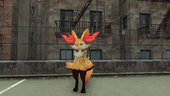 Braixen - Pokkén Tournament (Pokémon)
