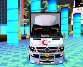 Mercedes Benz Sprinter v3