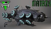 Matrix Ship HoverCraft