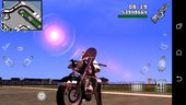 GTA V Police bike No Txd For Mobile