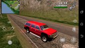 GTA V Declasse Granger Only dff For Android