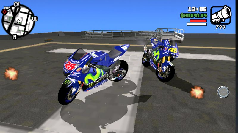 Movistar Yamaha Motogp  For Android And Pc
