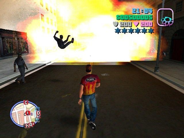 GTA Vice City MINE CLEO Mod - GTAinside com