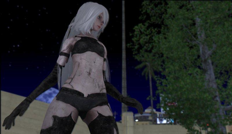 Nude girl massage penis