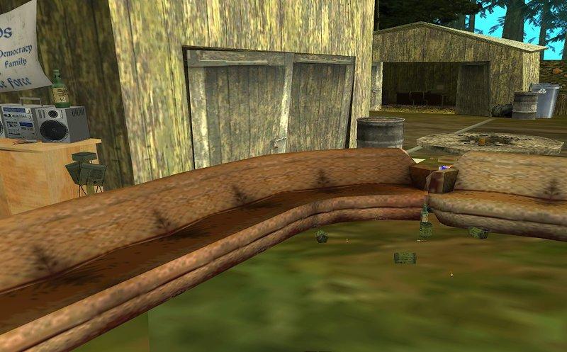 GTA San Andreas Sawmill from Panopticon Mod - GTAinside com