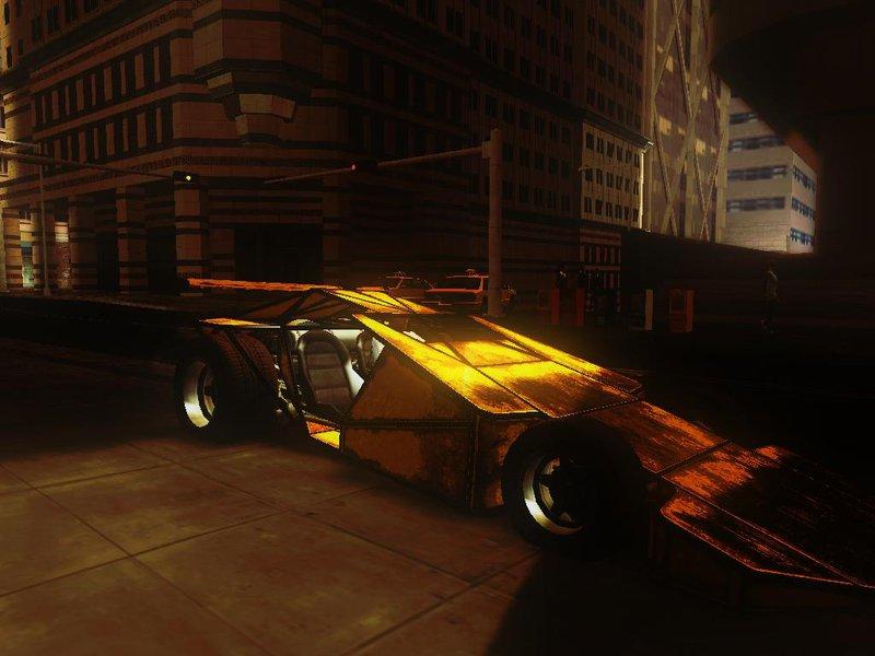 GTA San Andreas GTA V BF Ramp Buggy v2 Mod - GTAinside com